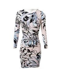 Emilio Pucci Pink Mid-length Dress