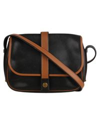 Hermès Black Leder Handtaschen