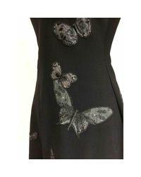 Valentino Black Mini Kleid