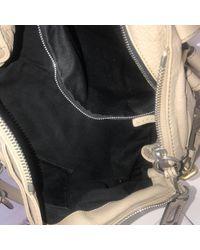 Chloé Natural Paddington Leder Handtaschen
