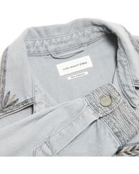 Étoile Isabel Marant - Gray Pre-owned Grey Cotton Jackets - Lyst