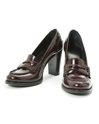 Church's Multicolor Patent Leather Heels