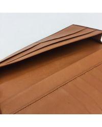 Loewe Brown Leather Wallet