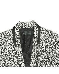 Giacca in cotone nero di Zadig & Voltaire in Black