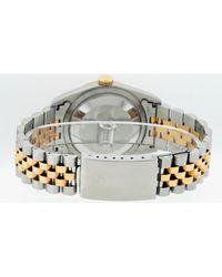 Rolex Day Date 36mm Uhren in Metallic für Herren