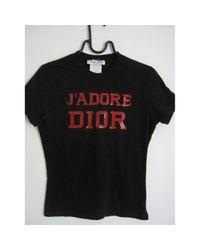 Dior Black T-shirt