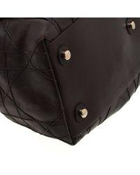 Dior Brown Le Trente Leder Handtaschen