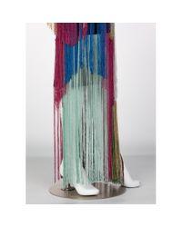 Abiti in seta multicolore di Roberto Cavalli