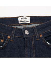 Acne Blue Skinny jeans