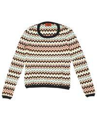 Missoni Multicolor Wool Sweatshirt