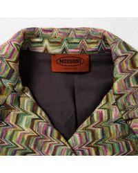 Missoni Green Coat