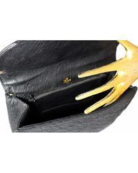 Loewe Black Vogelstrauß Handtaschen