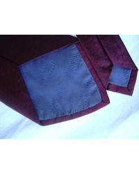 Moschino Seide Krawatten in Purple für Herren