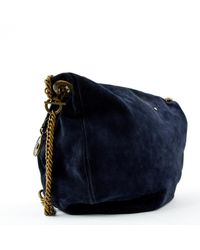 Sonia Rykiel Blue Handbag