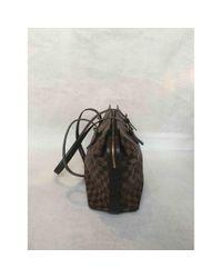 Louis Vuitton Multicolor Leinen Handtaschen