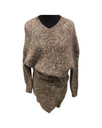 Stella McCartney - Natural Wool Jumper - Lyst
