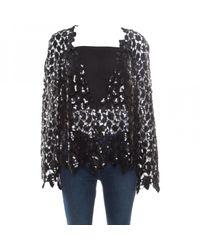 Veste Chanel en coloris Black