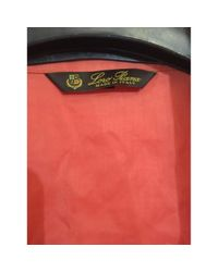 Loro Piana Red Other Silk Top