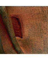 Louis Vuitton Multicolor Pochette Accessoire Leinen Clutches