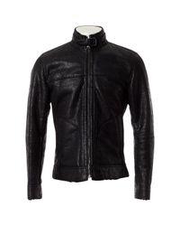Dolce & Gabbana Schaf Blouson in Black für Herren