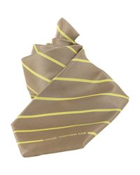 Corbatas en seda Louis Vuitton de hombre de color Multicolor