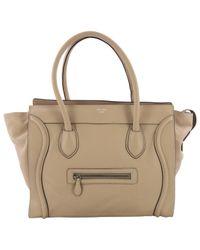 Céline Gray Leder Handtaschen