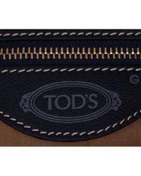 Sacs à main Tod's en coloris Blue