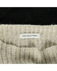 Étoile Isabel Marant Black Wool