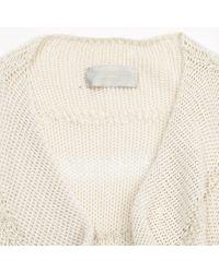 Zadig & Voltaire White \n Ecru Cotton Knitwear