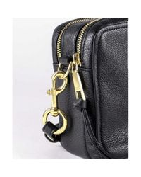 Borsa a mano in pelle nero di Marc By Marc Jacobs in Black