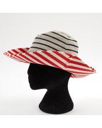 Sombreros en Algodón Multicolor Sonia Rykiel