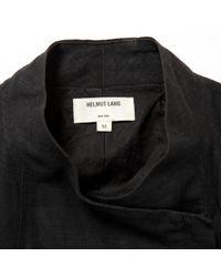 Chaqueta corta Helmut Lang de color Black