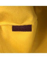Pochette in tela marrone di Goyard in Brown