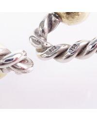 Tiffany & Co Metallic Silver Silver Bracelet