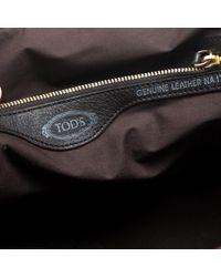 Tod's Brown Leder Handtaschen