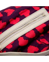 Marc By Marc Jacobs Gray \n Grey Leather Handbag