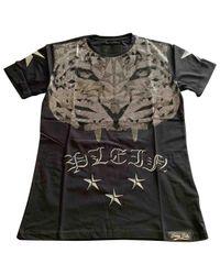 Philipp Plein T-shirts in Black für Herren