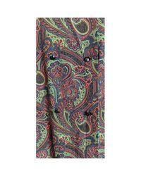 Top en Soie Nina Ricci en coloris Multicolor