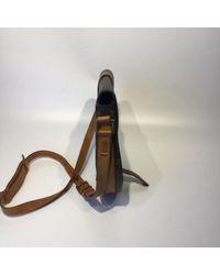 Borsa a mano in tela marrone Chantilly di Louis Vuitton in Brown
