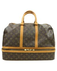Louis Vuitton Multicolor Leinen Reisetaschen