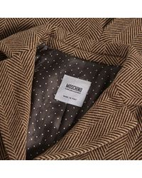 Moschino Brown Wool