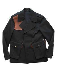 Maison Margiela Black Pre-owned Jacket for men