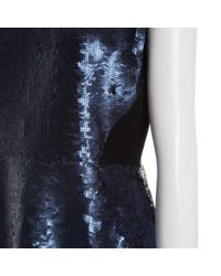 Proenza Schouler Blue Silk Mid-length Dress