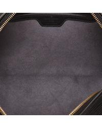 Bolso de Cuero Louis Vuitton de color Black