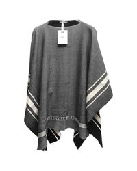 Dior - Gray Grey Cotton Jacket - Lyst