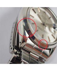 Rolex Oyster Perpetual 34mm Uhren in Metallic für Herren