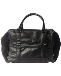 Mulberry Black Leder Handtaschen