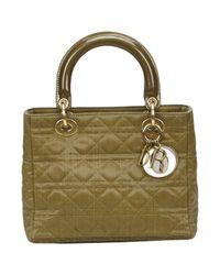 Dior Green Lady Handtaschen