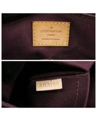 Borsa a mano in tela marrone Turenne di Louis Vuitton in Brown