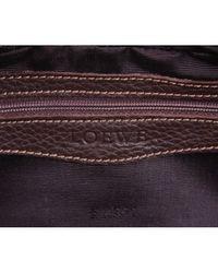 Loewe Brown Leather